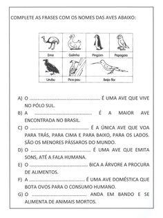 25 Atividades Dia Mundial Das Aves Para Imprimir Educacao