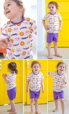 Toddler's Underwear / House Clothes [ISOOP] 11Street #koreanfashion #cute