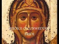 Agni Parthene - Pure Virgin - Orthodox Hymn of St. Nektarios - YouTube