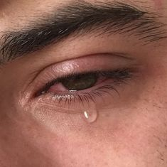 crying eyes are so beautiful