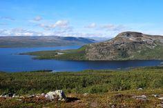 Kilpisjärvi & Malla --- (the pin via Marjo Rossi-Kyllönen)