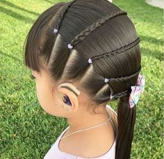 Hairstyle 、Braided Hairstyle、Children、Kids、For School、Little Girls、Children's Hairstyles、For Long Hair、Cute Child、Child Photography Kids Braided Hairstyles, Flower Girl Hairstyles, Best Wedding Hairstyles, Childrens Hairstyles, Little Girl Hairstyles, Trendy Hairstyles, Teenage Hairstyles, Haircuts For Little Girls, Toddler Hairstyles