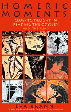 Homeric Moments: Clues to Delight in Reading the Odyssey and the Iliad http://www.pauldrybooks.com/collections/classics/products/homeric-moments