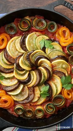 Vegetable Casserole, Vegetable Dishes, Vegetable Recipes, Vegetarian Recipes, Healthy Recipes, Tastemade Recipes, Whole Food Recipes, Cooking Recipes, Dinner Dishes