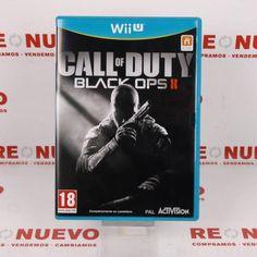 CALL OF DUTY BLACK OPS II para WiiU de segunda mano. E271912 #callofduty #segundamano #wiiU
