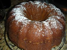 From Fosters Market (North Carolina). This pumpkin bread has a wonderful flavor.  You can use two loaf pans, a 12-cup bundt pan, or make 2 dozen muffins (if making muffins, bake for only 15-20 minutes).  Feel free to add chopped pecans to the batter. You can also add a streusel topping or once the bread has cooled you can sprinkle with powdered sugar.