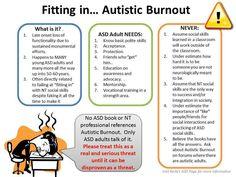 Autistic Burnout