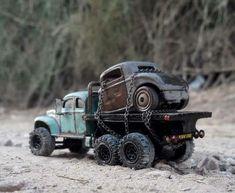 Custom Hot Wheels, Hot Wheels Cars, Custom Cars, Miniature Cars, Rc Crawler, Rc Trucks, Rc Model, Rally Car, Rc Cars