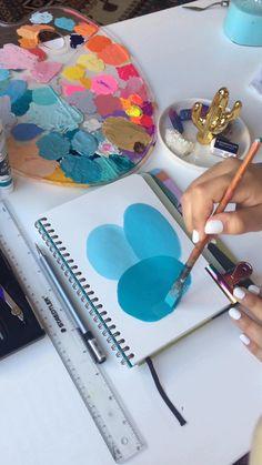 Doodle Art Drawing, Mandala Drawing, Art Drawings Sketches, Cool Art Drawings, Mandala Art Lesson, Mandala Artwork, Watercolor Mandala, Watercolor Art Lessons, Art Painting Gallery