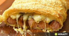 16 legkülönbözőbb hotdog-variácó a hot dog világnapjára Meat Recipes, Cooking Recipes, Healthy Recipes, Hot Dog Buns, Hot Dogs, Ground Beef Pasta, Puff Pastry Recipes, Hungarian Recipes, Diy Food