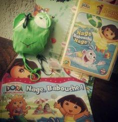 5 box Je grandis avec Dora à gagner !