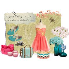 Someone Once Told Me.... - Polyvore