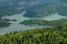 Plastira Lake, Karditsa Greece, Spain, River, Places, Nature, Portugal, Outdoor, Beautiful, Beauty