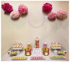 i like this look. how can i achieve it without a wall?    Google Image Result for http://www.thepartydress.net/wp-content/uploads/2011/01/dessert-table.jpg