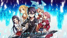 Sword art online/SAO - Kirito - Asuna - Yui - Liz/Lisbeth - Silica - Pina