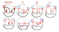 Hedgehog Art, Shadow The Hedgehog, Sonic The Hedgehog, Sonic And Amy, Sonic And Shadow, Drawing Reference Poses, Drawing Tips, How To Draw Sonic, Body Drawing Tutorial