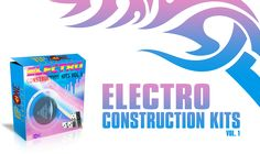 This Construction Kit contains 30 Electro Kits including drum and synth loops for creating your own tracks in a very easy way. Total 280 Electro loops including drum and synth loops. Royalty Free. Everything you need to arrange a full Electro Track within minutes... Construction Kits (WAV Loops) including Drums and Synths for your Electro Productions.