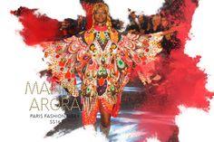 Le Mot & la Chose » La Culture autrement » Paris Fashion Week SS16 : Manish Arora