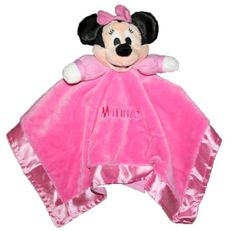 Disney Baby Minnie Mouse Lovey Snuggle Buddy *** More info could be found at the image url.
