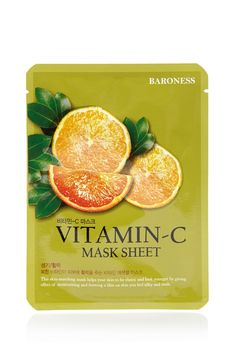 Brightening Vitamin-C Mask