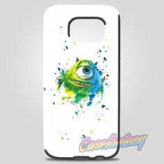 Monster Inc Mike Paint Brush Samsung Galaxy Note 8 Case Case | casefantasy