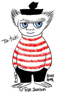 Too-ticki by HitoshiAriga.deviantart.com on @DeviantArt