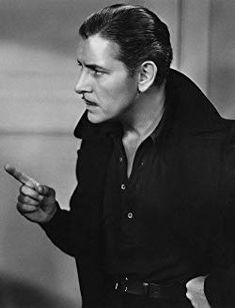 """matineemoustache: """" Ronald Colman pointing in The Man Who Broke The Bank At Monte Carlo, (edit from this photo by sullivanstrvls) """" Old Hollywood Glam, Golden Age Of Hollywood, Classic Hollywood, Ronald Colman, Silent Man, Silent Film, A Good Man, The Man, Star Wars"""