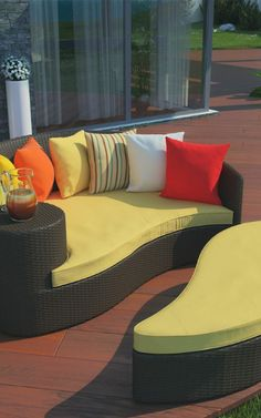 Awesome Outdoor Patio Furnature from Wayfair