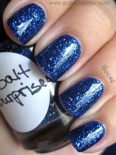 Paris Sparkles - Cobalt Surprise