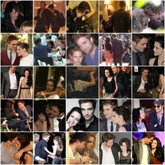 Robert Pattinson & Kristen Stewart ...  Positive Thoughts out in the Universe, Everything is going to be alright, because this kind of love won't disappear in a blink of an eye ....