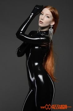 #Latexcrazy with Leila Lunatic and Matthias Wallmeier from eigenART photography…