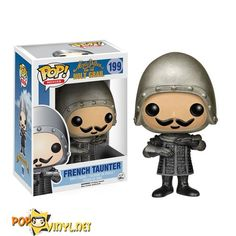 Holy Grail - French Taunter Funko Pop