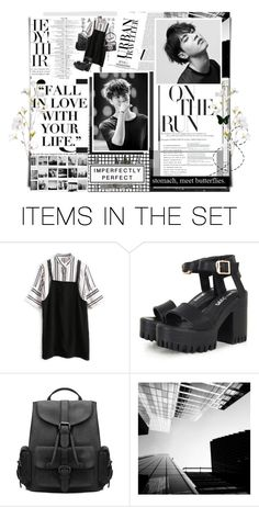""" ~ The way you are // YUGYEOM ~ "" by xxjay-gxx ❤ liked on Polyvore featuring art, GOT7 and yugyeom"