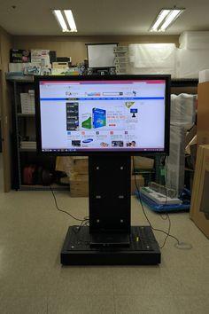 55인치 LED 스마트칠판 설치사진입니다. 32~110인치까지 다양한 사이즈의 고퀄리티 전자칠판 주식회사 스마트터치 문의 031-737-2808 http://smart-touch.biz/shop/main/index.php