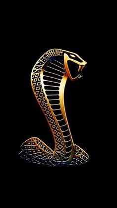 Shelby Cobra Logo.