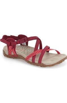 Merrell 'Terran Lattice II' Sandal (Women) available at #Nordstrom