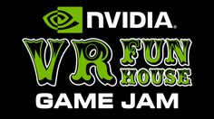 #EpicGames & #NVIDIA Team Up For #VRFunhouse Game Jam➡http://www.jadorendr.de  #VR @EpicGames @nvidia @NVIDIAGeForce