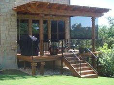 Decks & Balconies - Accent Deck Design Austin TX