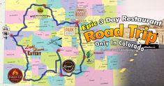 Epic 3 Day Restaurant Road Trip in Colorado! Grand Junction, Montrose, Alamosa, Denver, Steamboat Springs, Durango, Salida, Pueblo