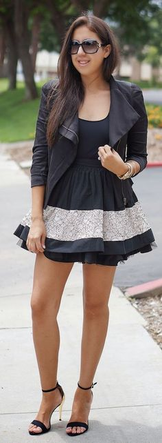Pretty Lace Inspiration Dress