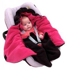 ByBUM - Swaddling Wrap, Car Seat and Pram Blanket for Winter ...