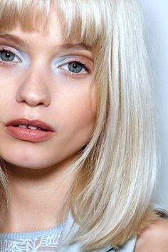 Abbey Lee at Preen SS 11