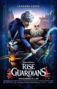 Efsane Beşli – Rise of the Guardians Türkçe Dublaj izle – Tek Parça HD