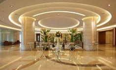 Grand Four Wings Convention Hotel Hotel Floor Plan, Barndominium Floor Plans, Five Star Hotel, Interior Architecture, Coffee Shop, Restaurant, Flooring, Hadith Quotes, Home Decor