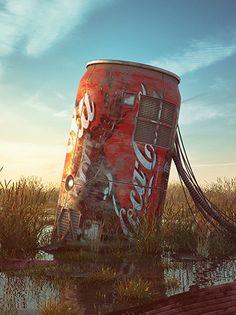 El APOCALIPSIS de la cultura POP está en Instagram - Coca cola   Galería de fotos 4 de 12   AD
