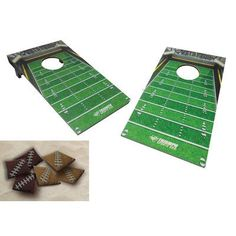Triumph Sports USA Mini Football Bean Bag Toss