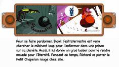 Le Petit Chaperon rouge, version 2.0