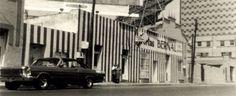 Tortas Bernal, en la calle Zaragoza a un lado del Círculo Mercantil, fecha aprox. 60's