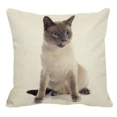 Throw Pillow Cover 18x18 Oil Painting Cute Dog Vivid Expression Lovely Dog Purple Spring Summer Home Decor Invisible Zipper Durable Decorative Cushion Cover Pillow Case Sofa Couch Bedroom Living Room