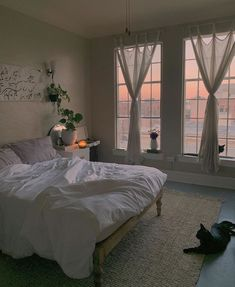 Home Interior Blue .Home Interior Blue Room Ideas Bedroom, Bedroom Decor, Bedroom Inspo, Minimalist Room, Aesthetic Room Decor, Cozy Room, Dream Rooms, My New Room, House Rooms